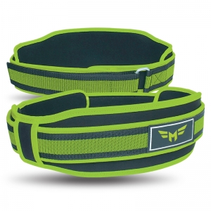 Double Weightlifting nylon Belt